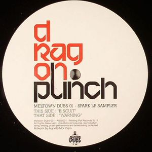 DRAGON PUNCH - Meltown Dubs 01: Spark LP Sampler