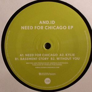 AND ID - Need For Chicago EP