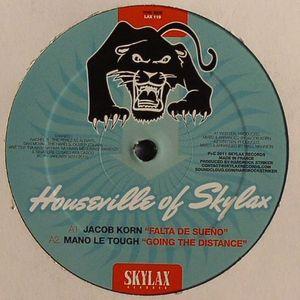 KORN, Jacob/MANO LE TOUGH/MARCOS CABRAL/JAIME READ aka LHAS - Houseville Of Skylax