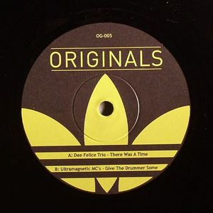 DEE FELICE TRIO/ULTRAMAGNETIC MC'S - Originals Vol 5: There Was A Time