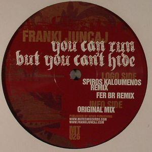 JUNCAJ, Franki aka DJ 3000 - You Can Run But You Can't Hide