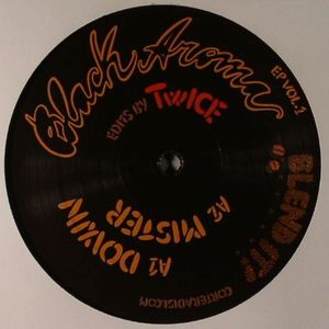 TWICE (BLEND IT!) - Black Aroma EP Vol 1