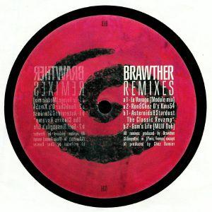 BRAWTHER - Remixes