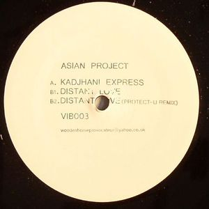ASIAN PROJECT - Distant Love