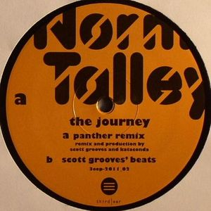 TALLEY, Norm - The Journey (remixes)