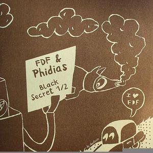 PHIDIAS/FREUND DER FAMILIE - Black Secret 1/2