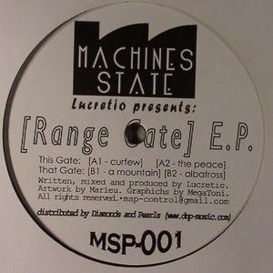 LUCRETIO - Range Gate EP