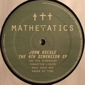 HECKLE, John - The 4th Dimension EP