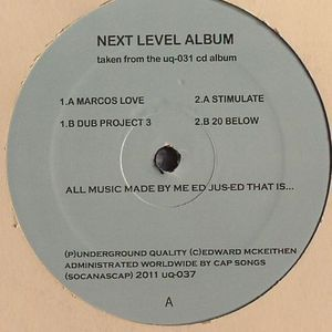 DJ JUS ED - Next Level Album
