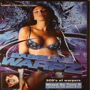 TONY B/NATHAN B LINE/VARIOUS - Bassline Warpz