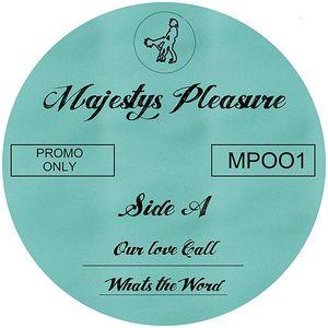 MAJESTY'S PLEASURE - Majesty's Pleasure Volume 1