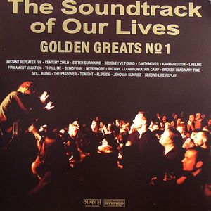 SOUNDTRACK OF OUR LIVES, The - Golden Greats No 1