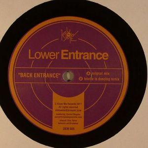 LOWER ENTRANCE - Back Entrance