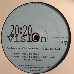 SUBB AN/ADAM SHELTON - Feel So Real