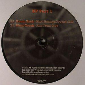 HARMON, Kurt aka CEI BEI/RON TRENT - From The Vaults EP Part 1