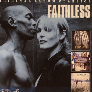 FAITHLESS - Original Album Classics: Reverence/Sunday 8pm/Outrospective
