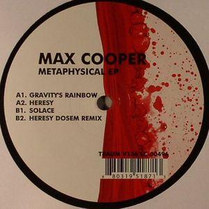 COOPER, Max - Metaphysical EP