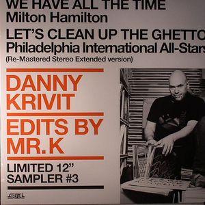 KRIVIT, Danny - Edits By Mr K Vol 2 (EP3)