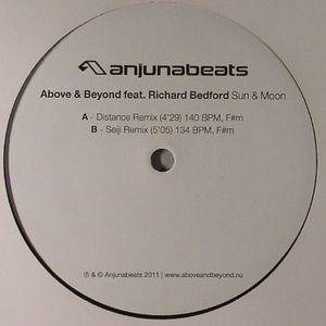 ABOVE & BEYOND feat RICHARD BEDFORD - Sun & Moon (remixes)