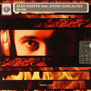 GUESTA, Alex feat DAVID GONCALVES - On Fire