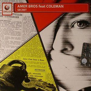 AMER BROS feat COLEMAN - Secret