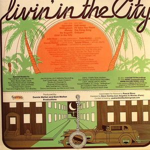 MELTON BROTHERS BAND, The - Livin In The City