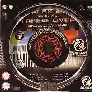 ALEX B feat JANET GRAY - Taking Over