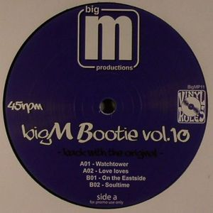 BIG M - Big M Bootie Vol 10