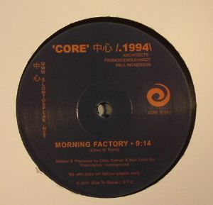 DAMIER, Chez/RON TRENT - Morning Factory