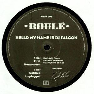 DJ FALCON - Hello My Name Is DJ Falcon