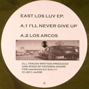 EDAME, Esteban - East Lost Luv EP