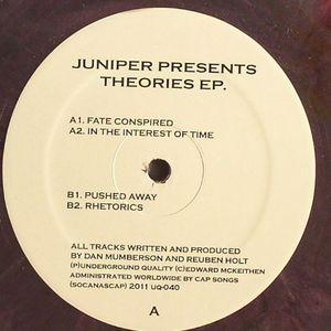 JUNIPER - Theories EP