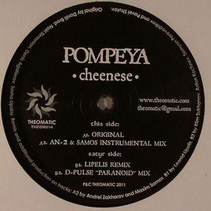 POMPEYA - Cheenese