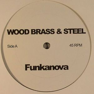 WOOD BRASS & STEEL - Funkanova