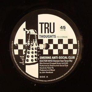 SMERINS ANTI SOCIAL CLUB - Doctor Who