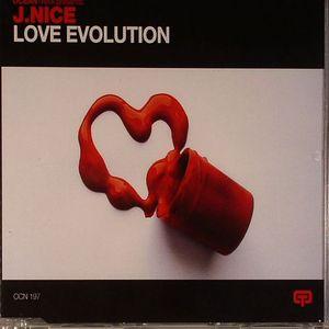 J NICE - Love Evolution