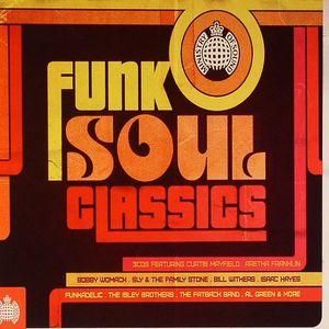 VARIOUS - Funk Soul Classics