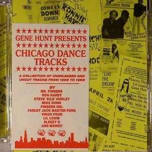 HUNT, Gene/VARIOUS - Chicago Dance Tracks Vol 1