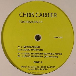 CARRIER, Chris - 1000 Reasons EP