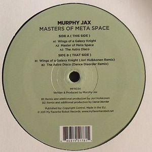 JAX, Murphy - Masters Of Meta Space