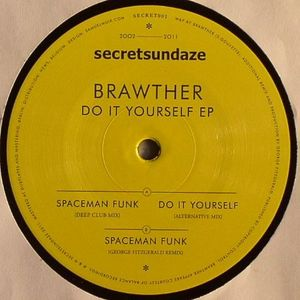 BRAWTHER - Do It Yourself EP