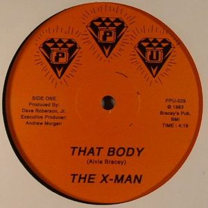 X MAN, The - That Body