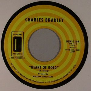 BRADLEY, Charles feat MENHAN STREET BAND - Heart Of Gold