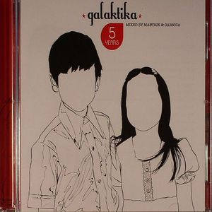 MAETRIK/GARNICA/VARIOUS - 5 Years Of Galaktika