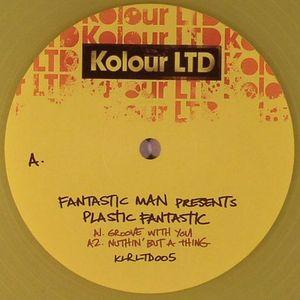 FANTASTIC MAN - Plastic Fantastic EP