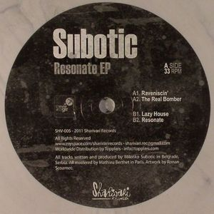 SUBOTIC - Resonate EP