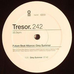 FUTURE BEAT ALLIANCE - Grey Summer