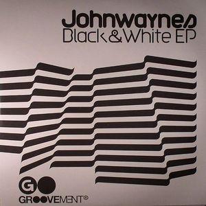 JOHNWAYNES - Black & White EP