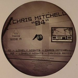 MITCHELL, Chris - 84