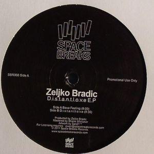 BRADIC, Zeljko - Distant Love EP